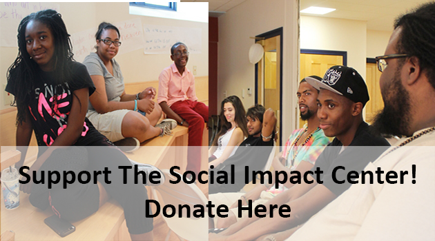 Support the Social Impact Center: Donate Here